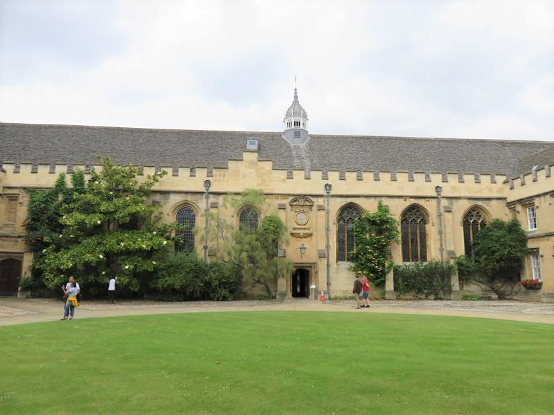 セント・ジョンズ・カレッジ (オックスフォード大学)