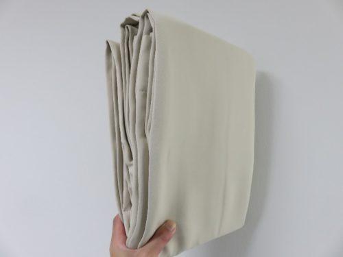Bedsureのカーテン本体