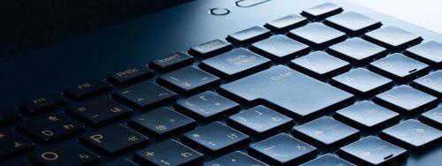 LAVIE N15のキーボード