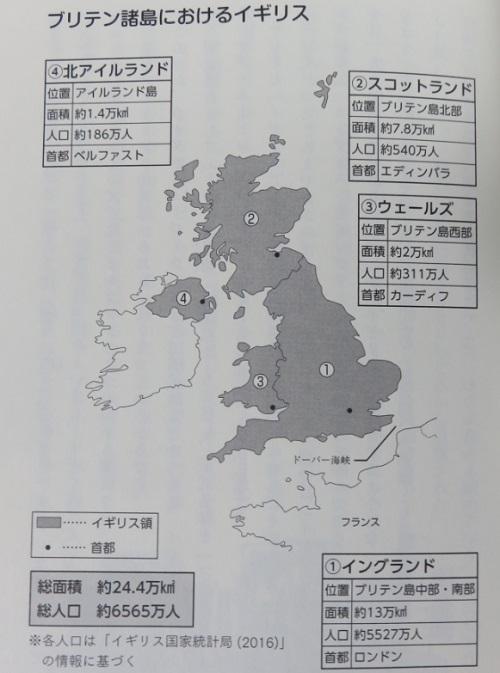 ブリテン諸島におけるイギリス