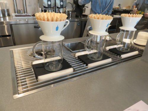 ブルーボトルコーヒー 池袋カフェのドリップコーヒー