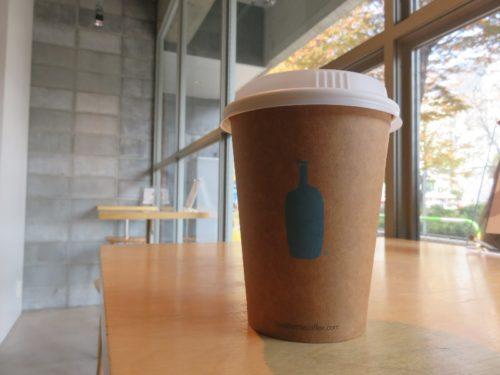 ブルーボトルコーヒー 池袋カフェに行ってみた
