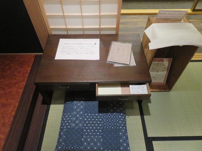 太宰治の書斎