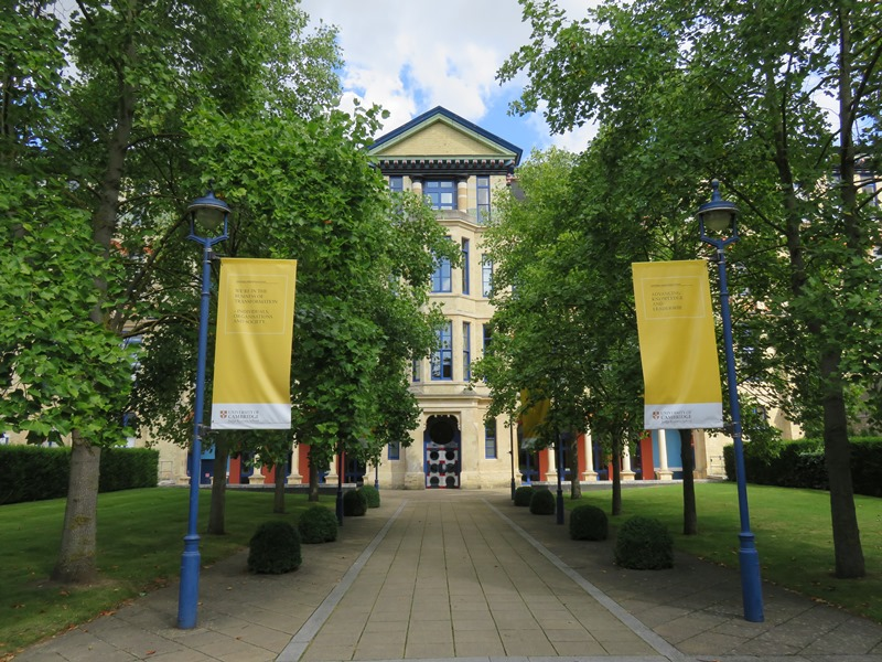 ケンブリッジ・ジャッジ・ビジネス・スクール大学