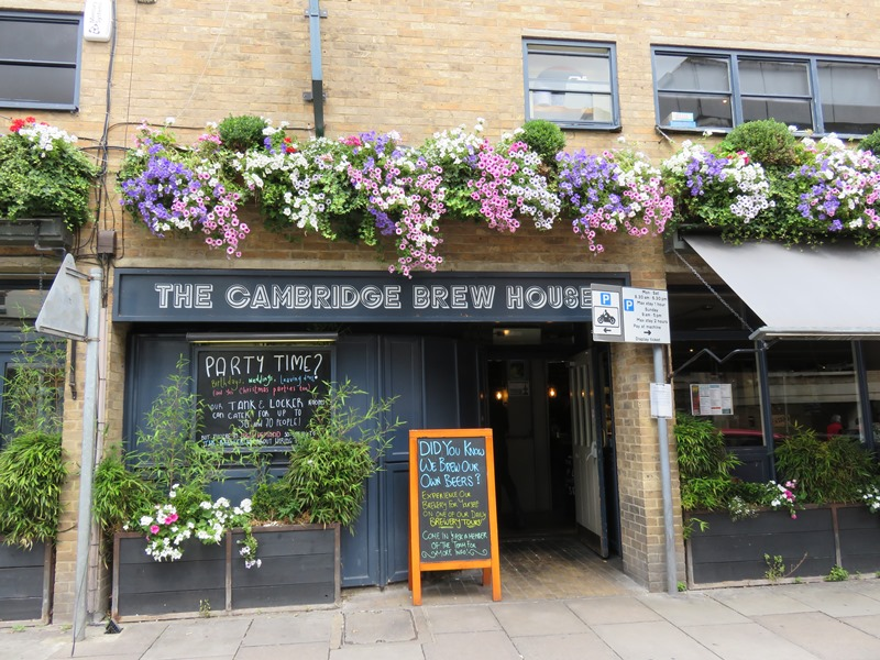 Cambridge Brew House