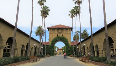 Stanford University cover