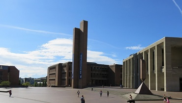 University of Washington campus cover