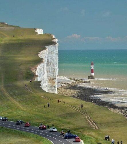 イギリスのビーチヘッド