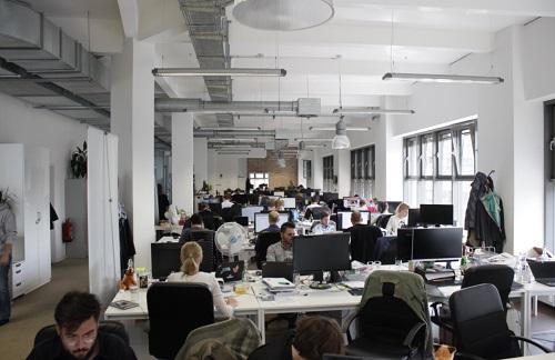startup berlin office