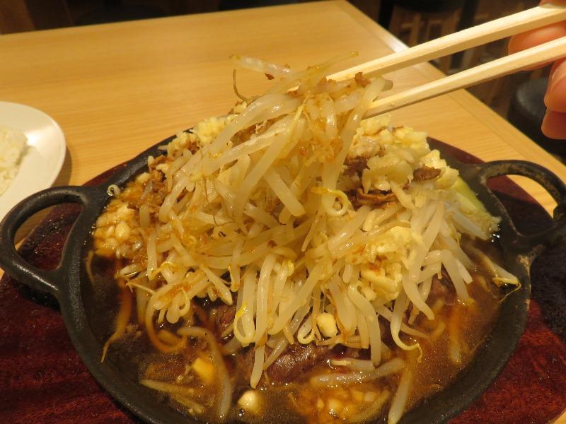 ラーメン二郎の野菜