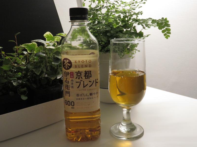 京都ブレンドの伊右衛門を飲んでみた