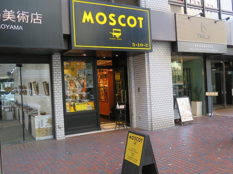 MOSCOT Tokyo Shop 表参道