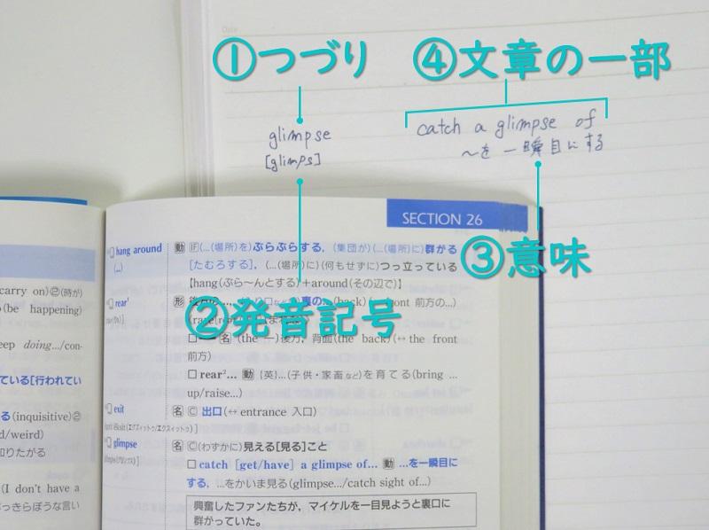 DUOで単語を覚える(勉強の仕方)