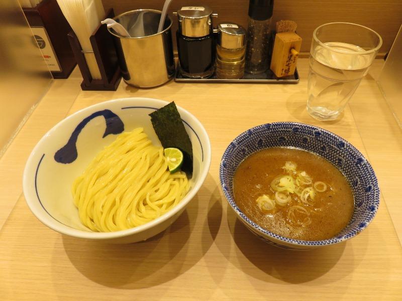 つじ田のつけ麵