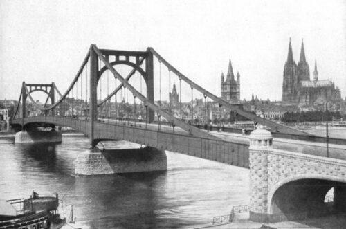 Deutz Suspension Bridge