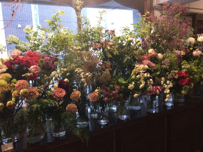 ex. flower shop & laboratory KURAMAE