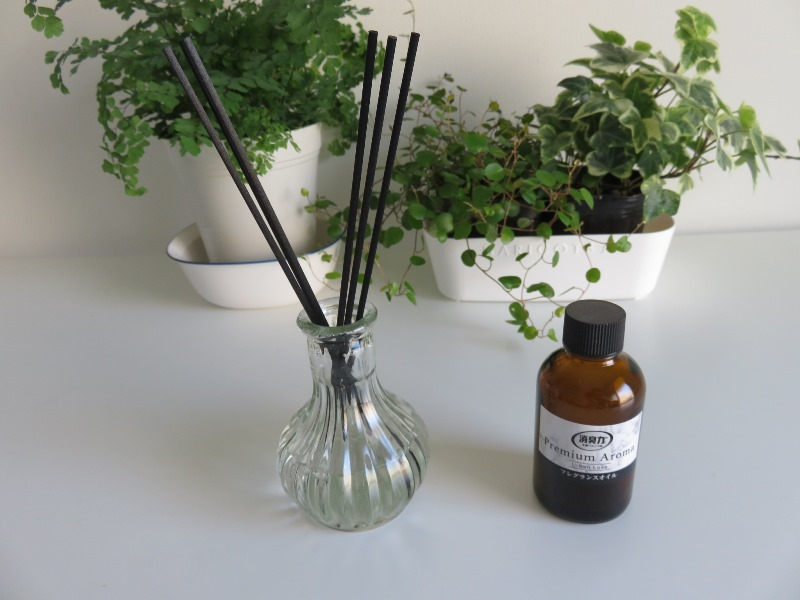 詰め替え用フレグランスオイルPremium Aroma