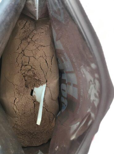GronG(グロング) ホエイプロテイン100ベーシックココア風味の中身
