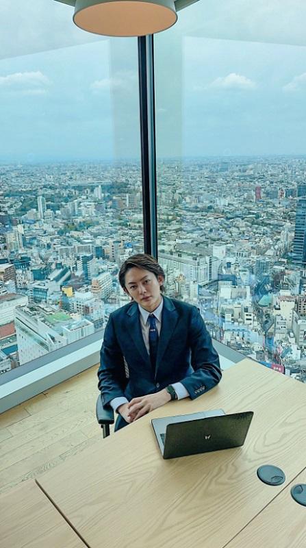 青汁王子の新オフィス渋谷スクランブルスクエア
