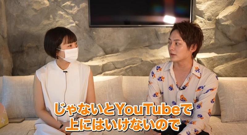 青汁王子がYouTubeの動画撮影で使用しているピンマイク