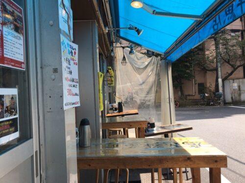 タカマル鮮魚店本館のお店の様子