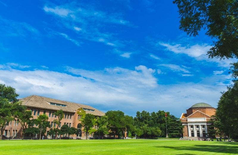 清華大学のキャンパス