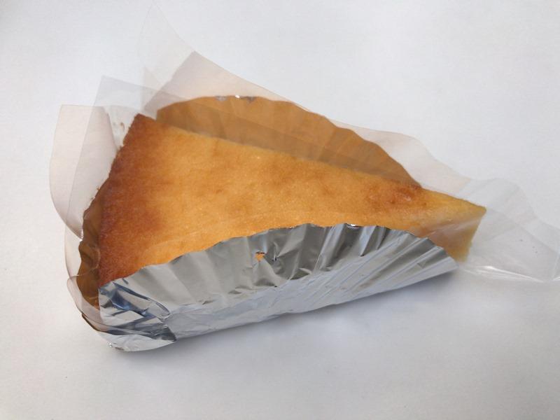 上板橋「ひと本石田屋」のベイクドチーズケーキ
