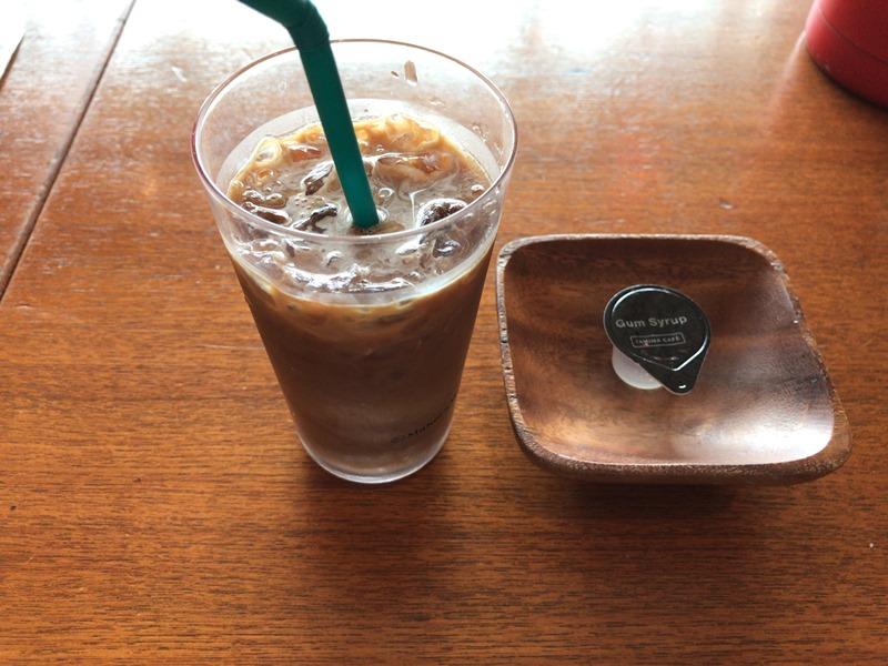 池袋東口トムボーイのランチセットのドリンクコーヒー