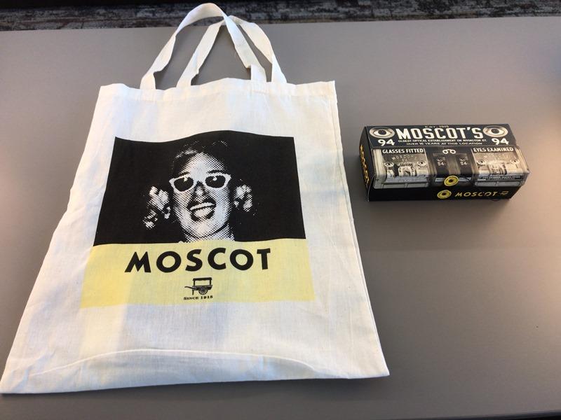 モスコットのトートバッグ